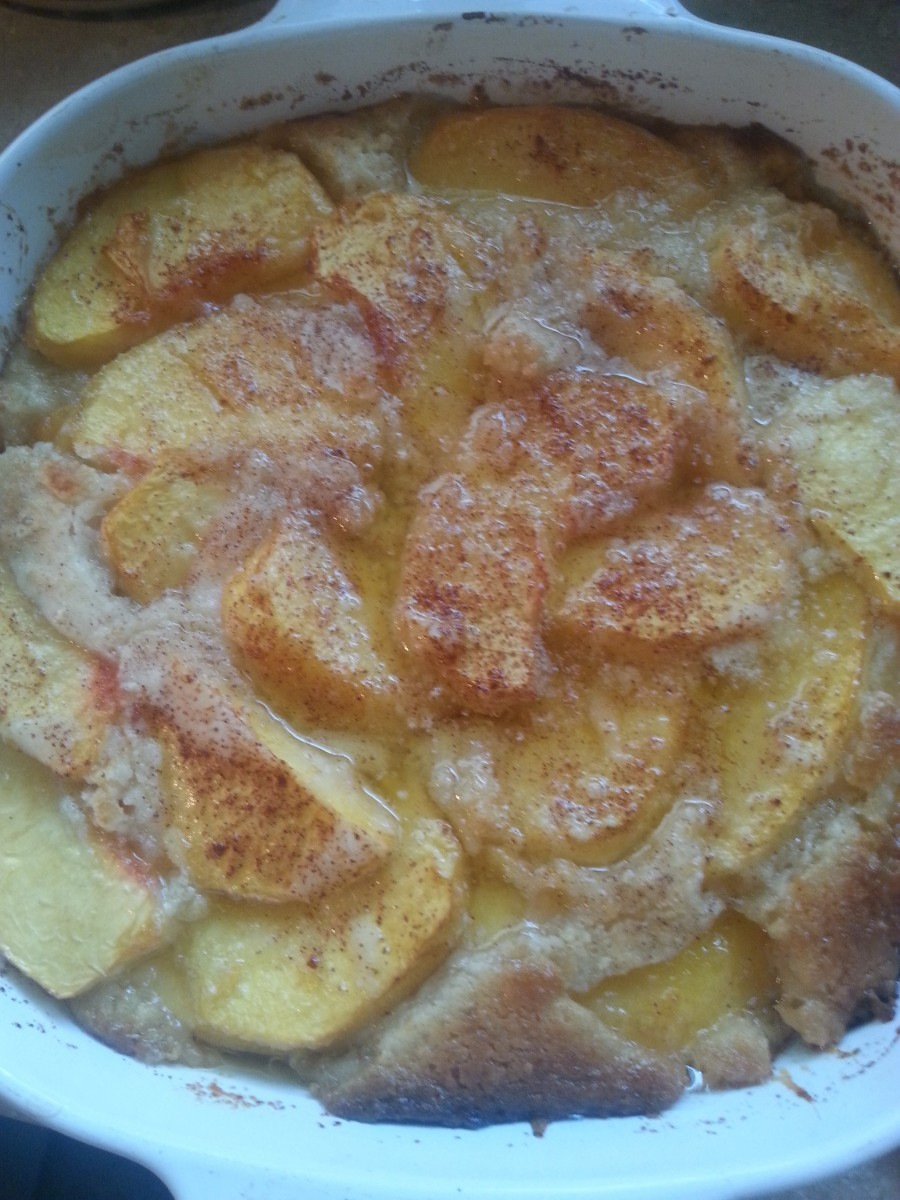 Simply Delicious Fresh Peach Cobbler Recipe