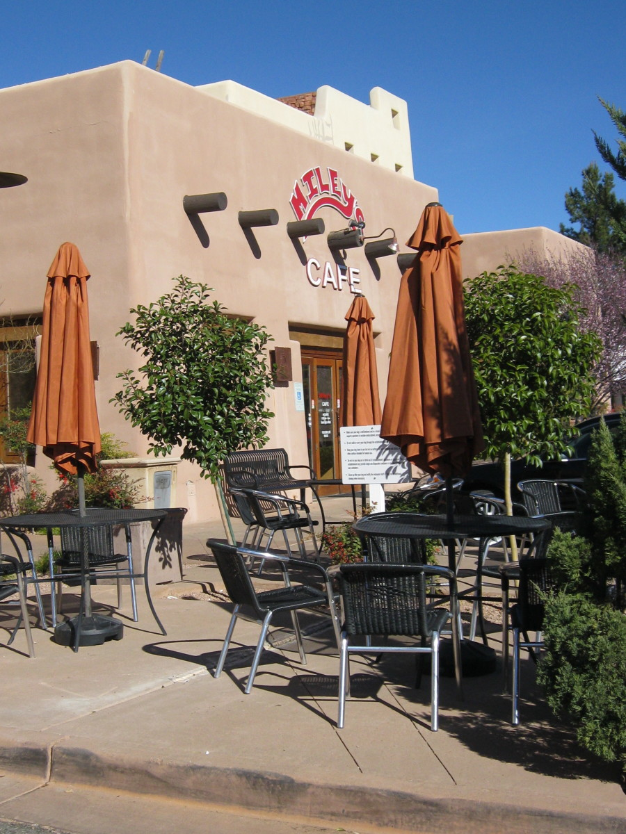 Ten Great Restaurants for Outstanding Food in Sedona Arizona
