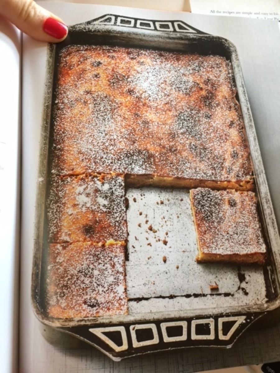 "gooey butter cake: featured in ""Mario Batali: BIG American Cookbook"""