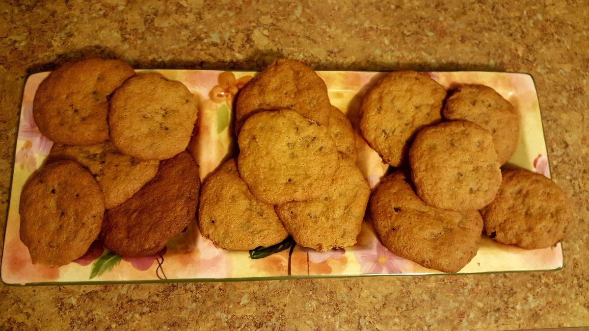 Delicious, homemade chocolate chip cookies. A classic!