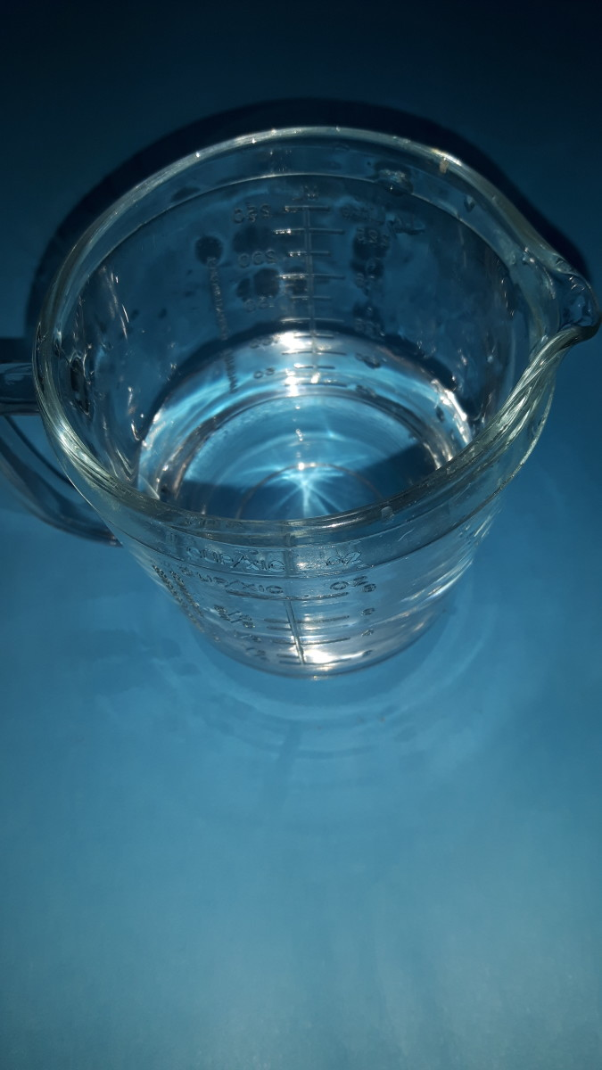 Cold water out of the tap tends to be fresher that hot water that has been brewing in your hot water tank for a while.