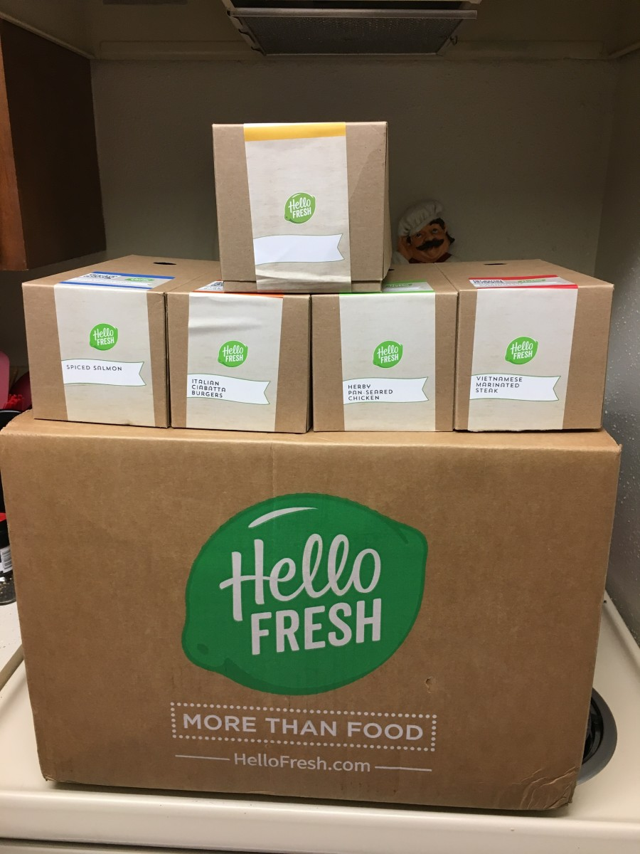 My Week With HelloFresh: An In-Depth Review