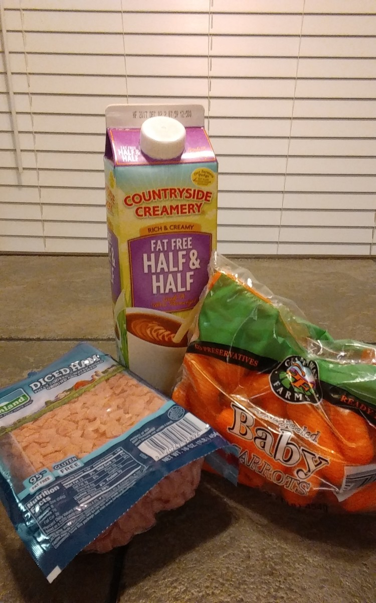 Refrigerated Ingredients