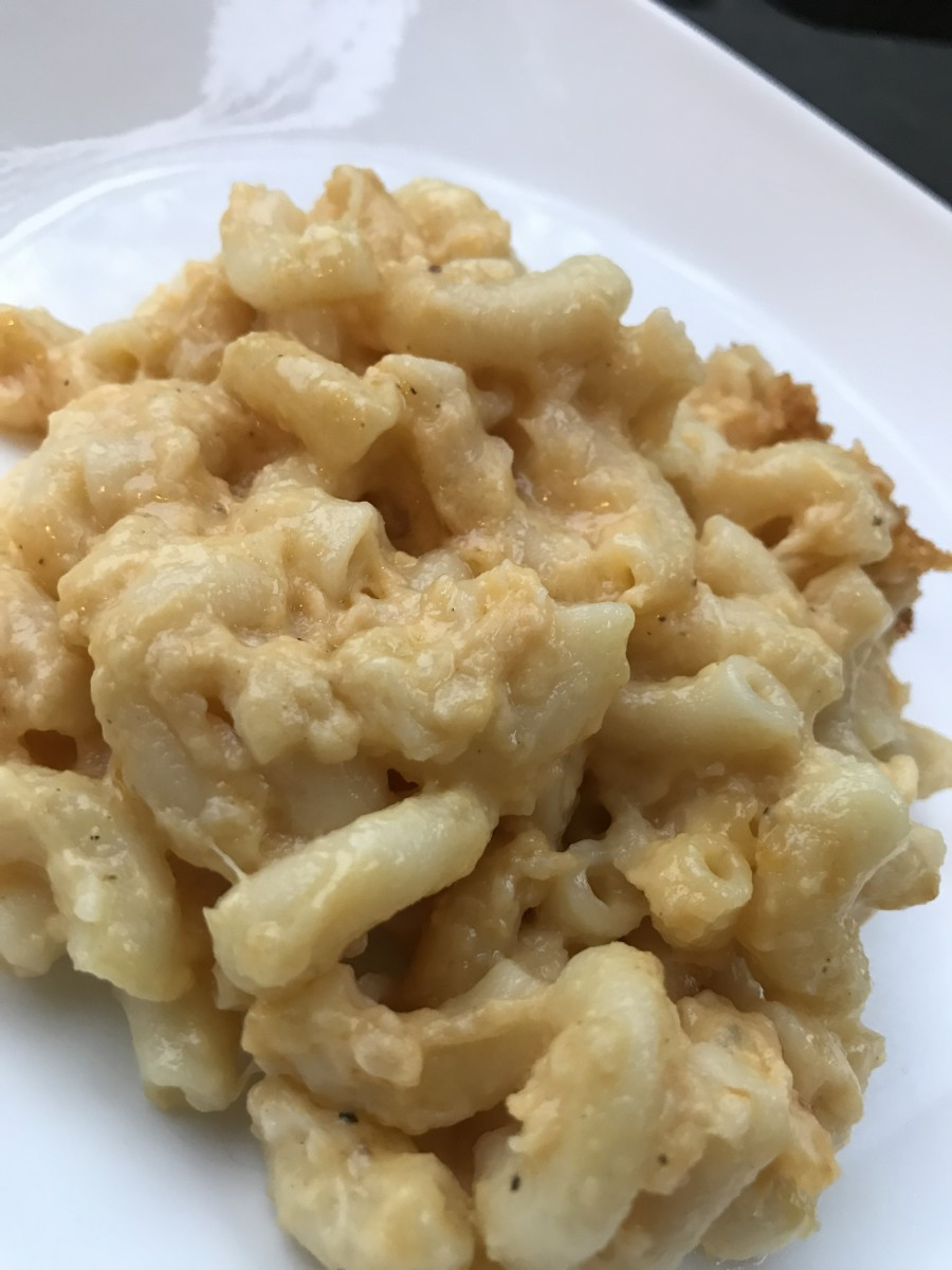 How to Make the Best Baked Macaroni and Cheese
