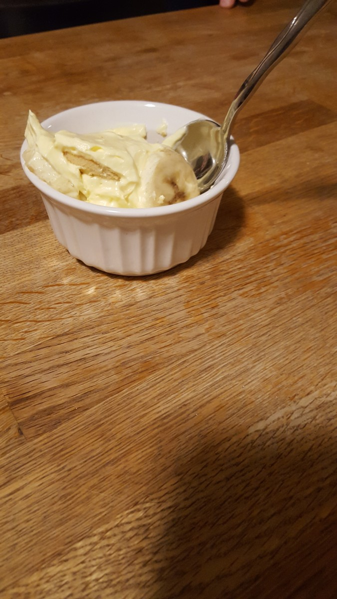 I had to share this delicious banana pudding recipe with my family and friends. It was a request by my friend Ava. Excellent choice I might add.