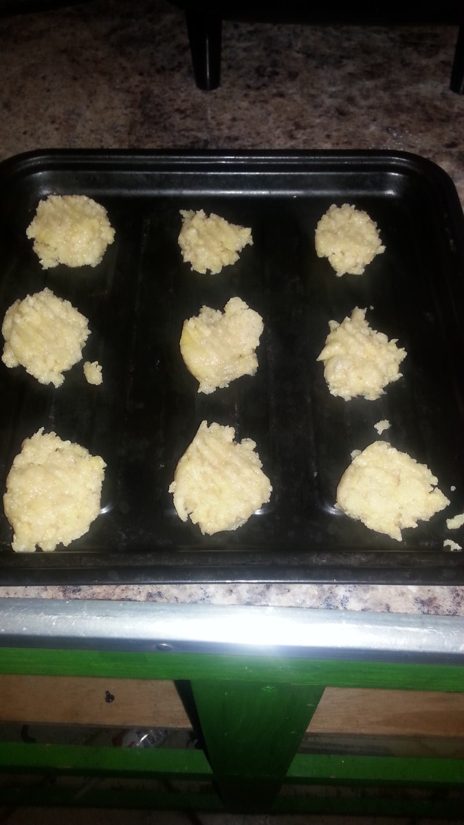 Sugar Cookies With No Butter
