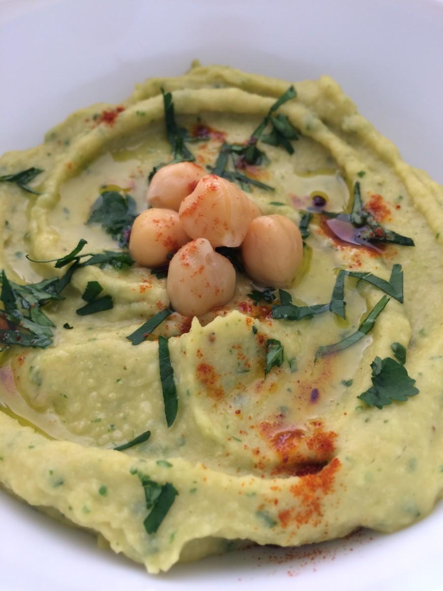 Homemade Hummus Recipe