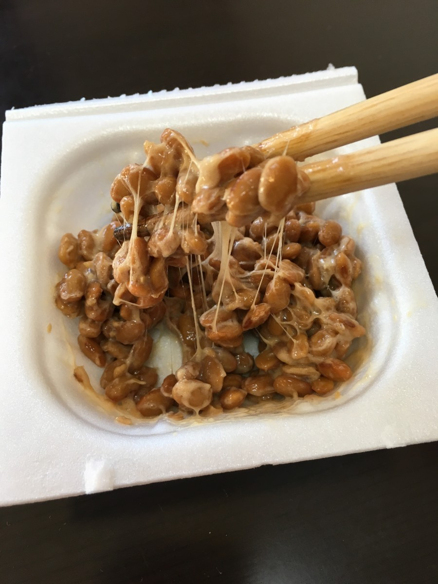 Natto is better than it may look