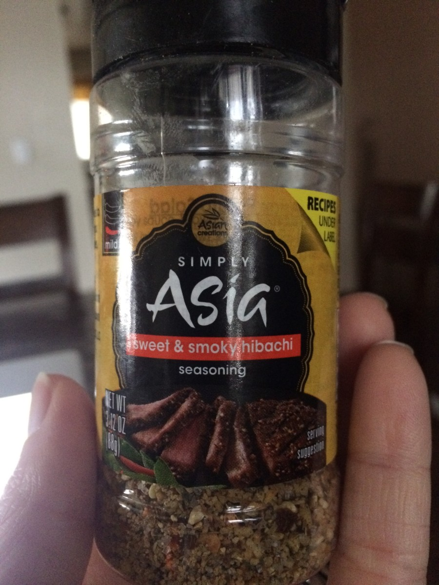 The spice we use, easily found at most grocery store chains.