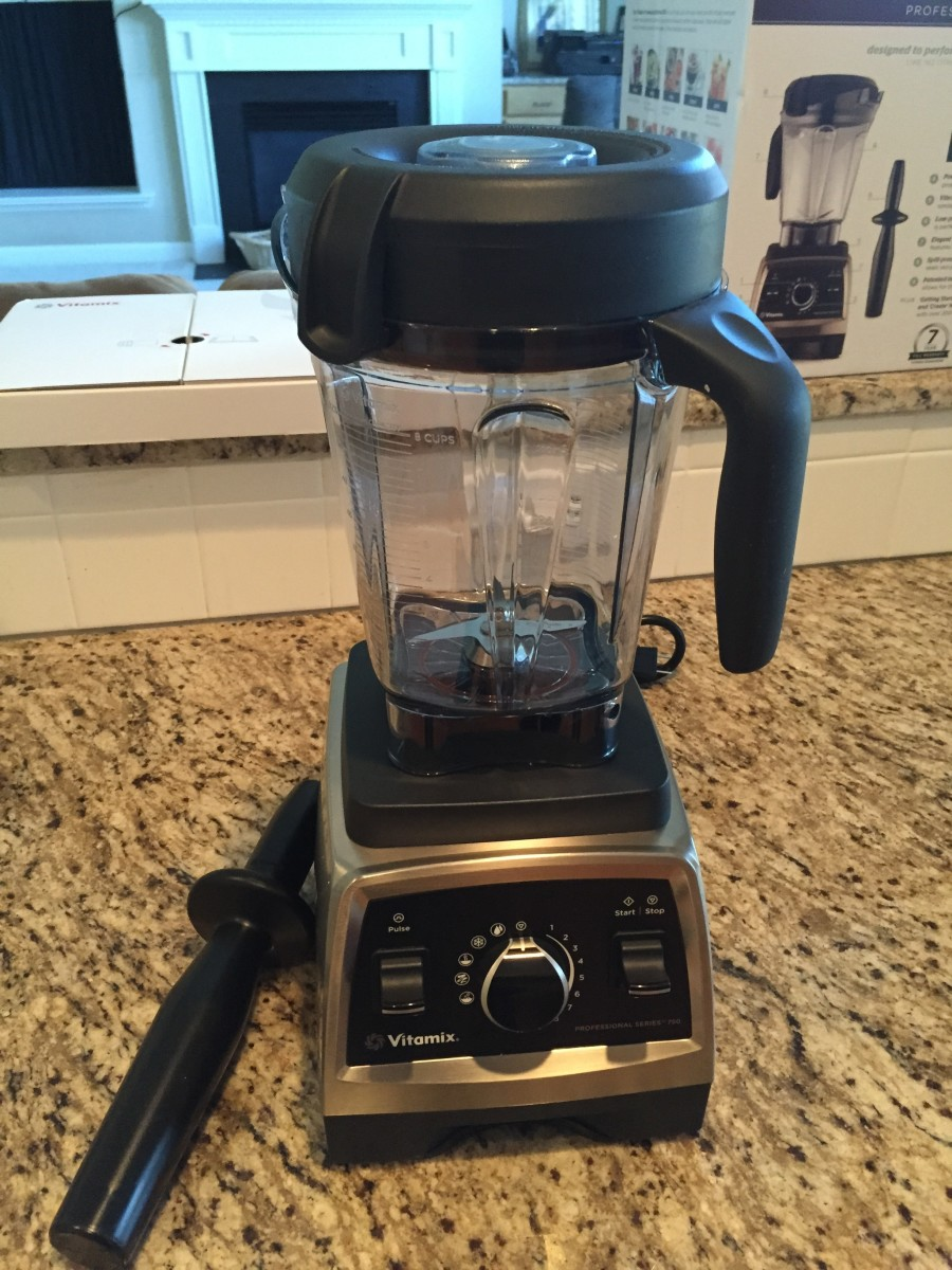 Vitamix 750: What We Made in Our First 30 Days