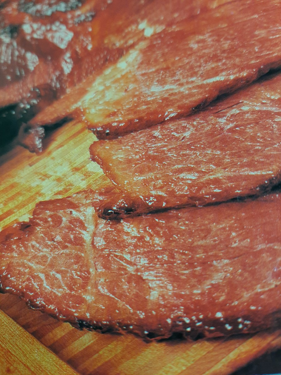 Learn how to cook tender corned beef with a flavorful mustard glaze