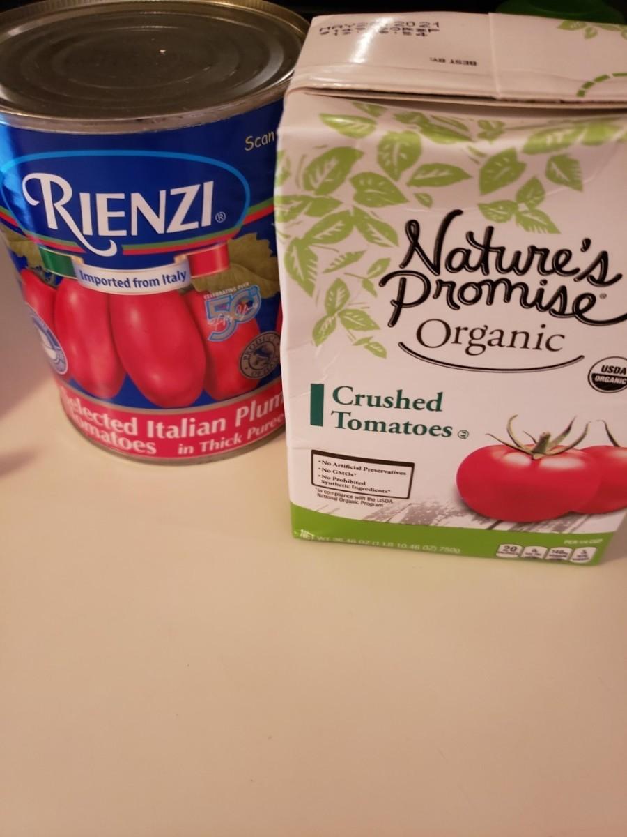 You say tomato, I say...