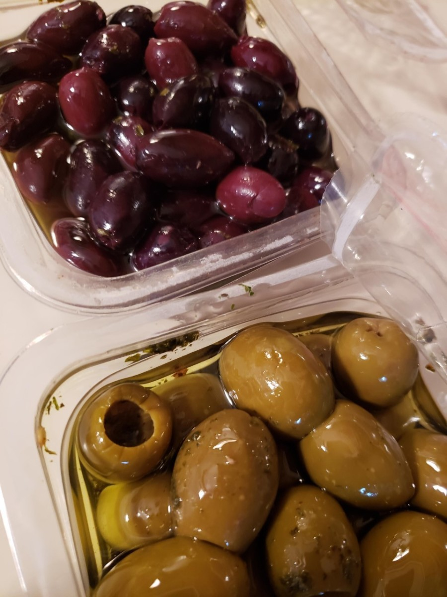 Olives are life