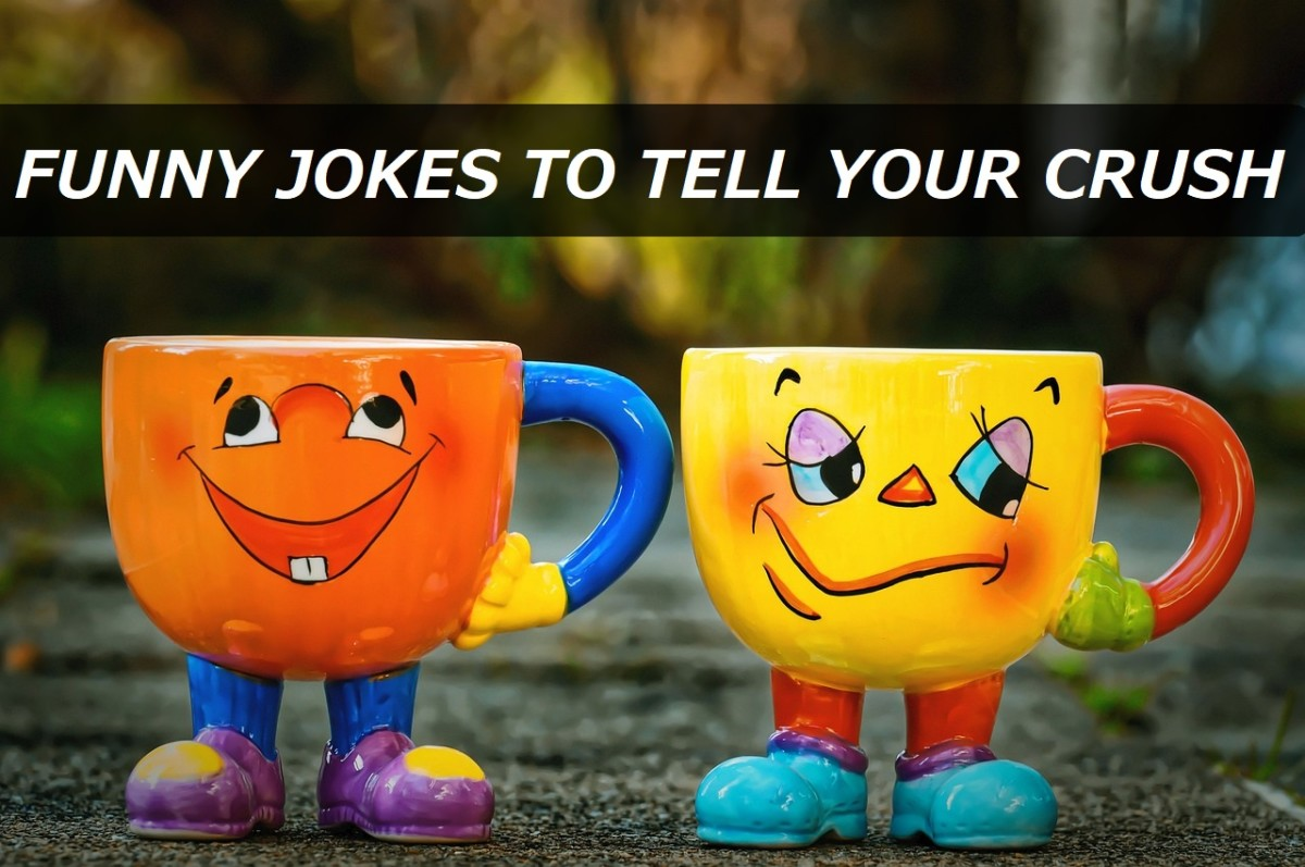 Funny Jokes to Tell Your Crush