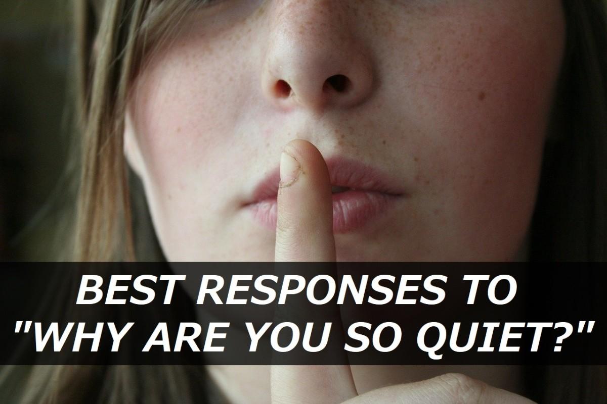 200+ Best Responses to