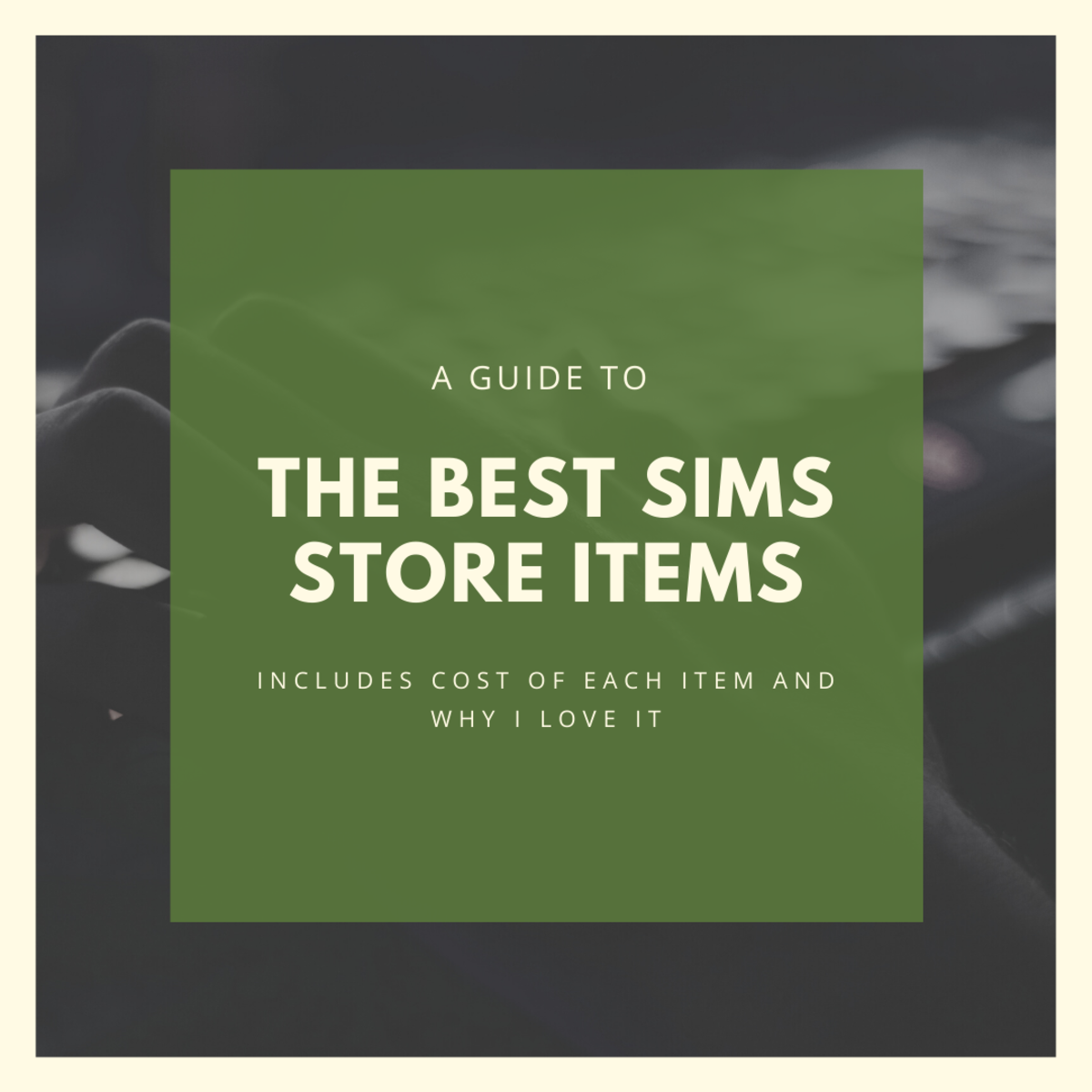 Not sure what to buy in the Sims store? Here's a look at 15 of the best available items for your purchase with SimPoints.