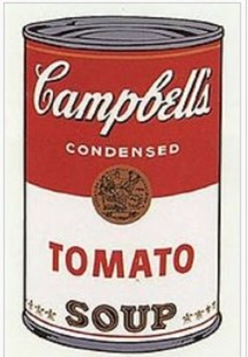 """Campbell's Soup #1"" by Andy Warhol, 1968"