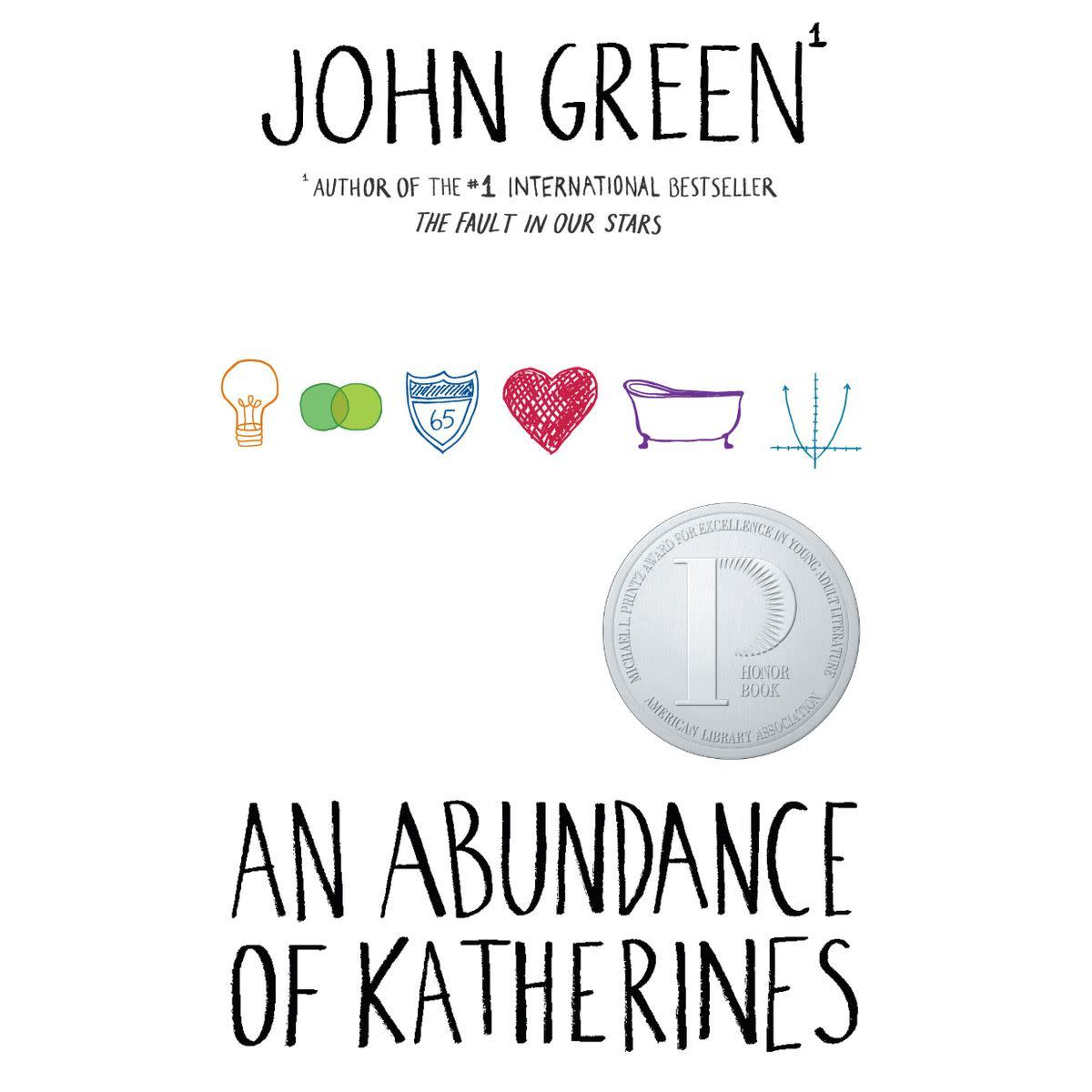 "A Book Review of ""An Abundance of Katherines"" by John Green"