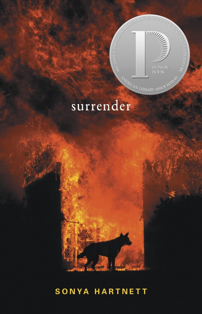 """Surrender"" by Sonya Hartnett"