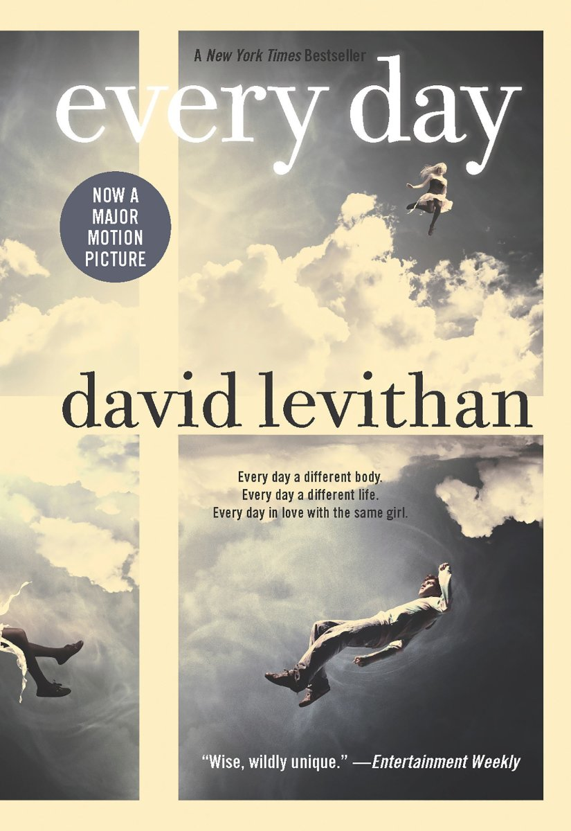 "A Book Review of ""Every Day"" by David Levithan"