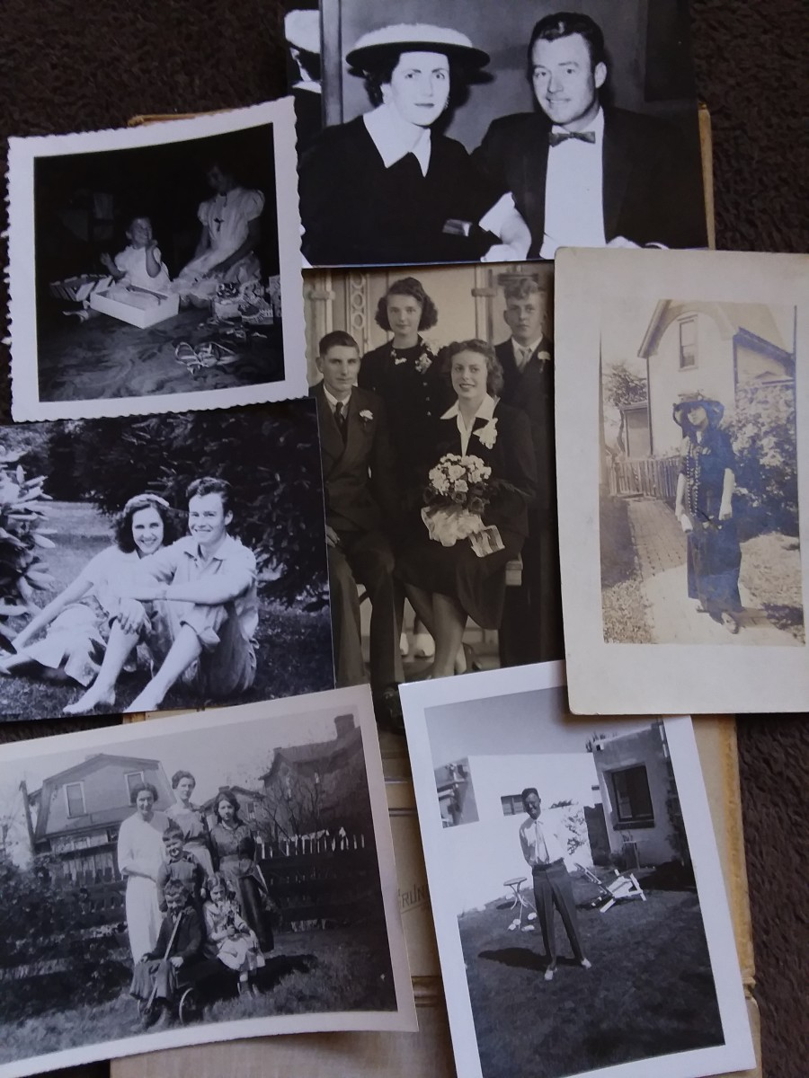 How to Write a Family or  Personal History by Keeping It Real