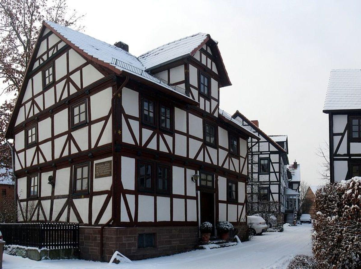 Viehmann's residence 1787 and 1798