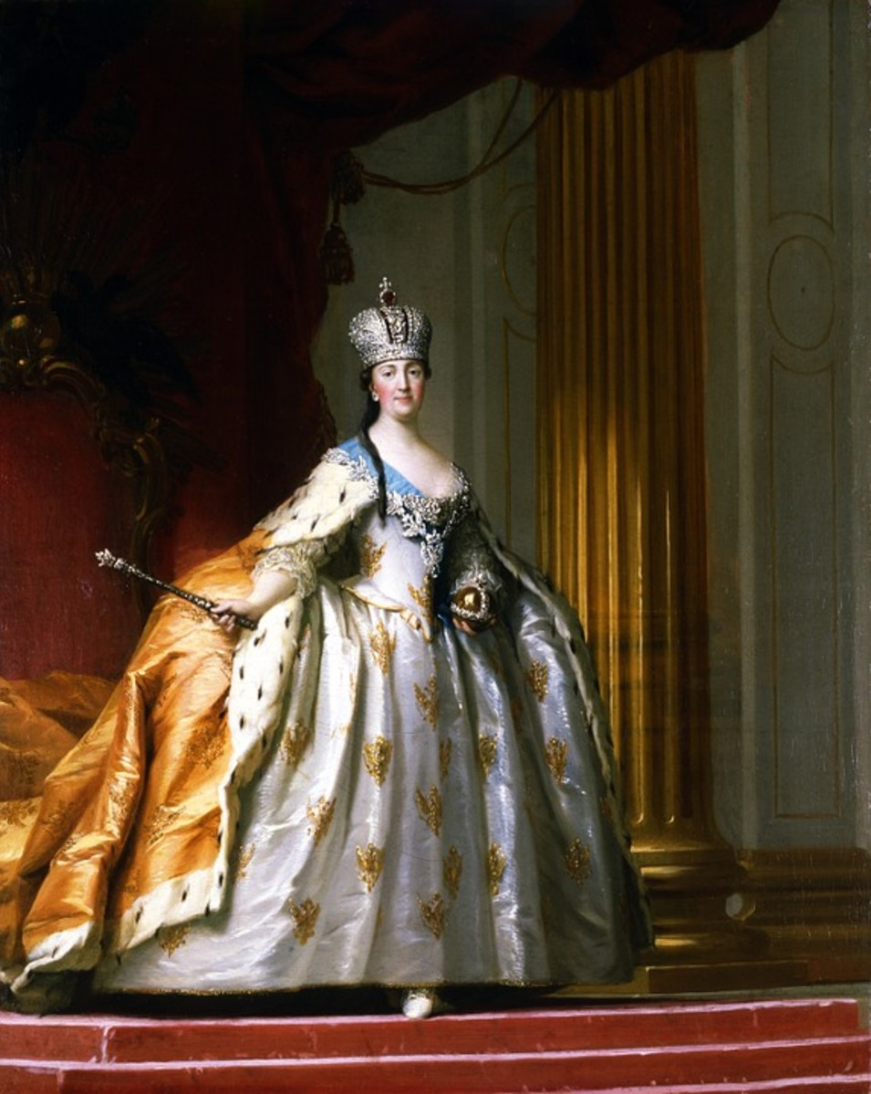Catherine the Great.