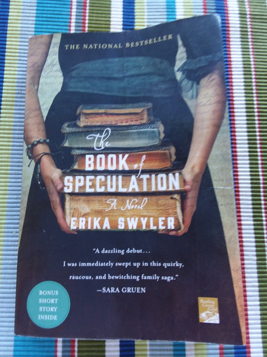 Book Review and Summary: The Book of Speculation by Erika Swyler
