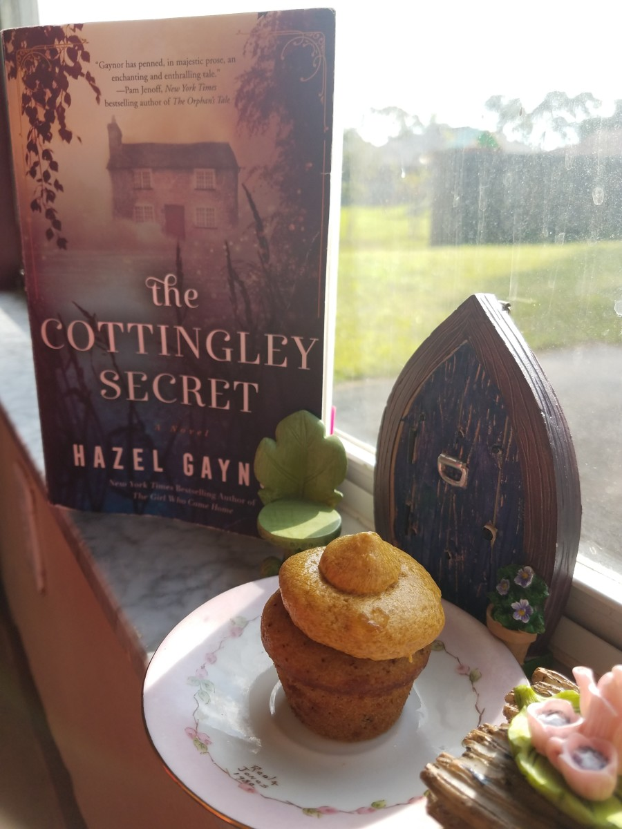 The Cottingley Secret Book Discussion and Recipe
