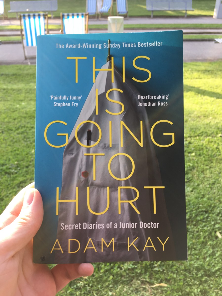 """Book Review: """"This Is Going to Hurt"""" by Adam Kay"""