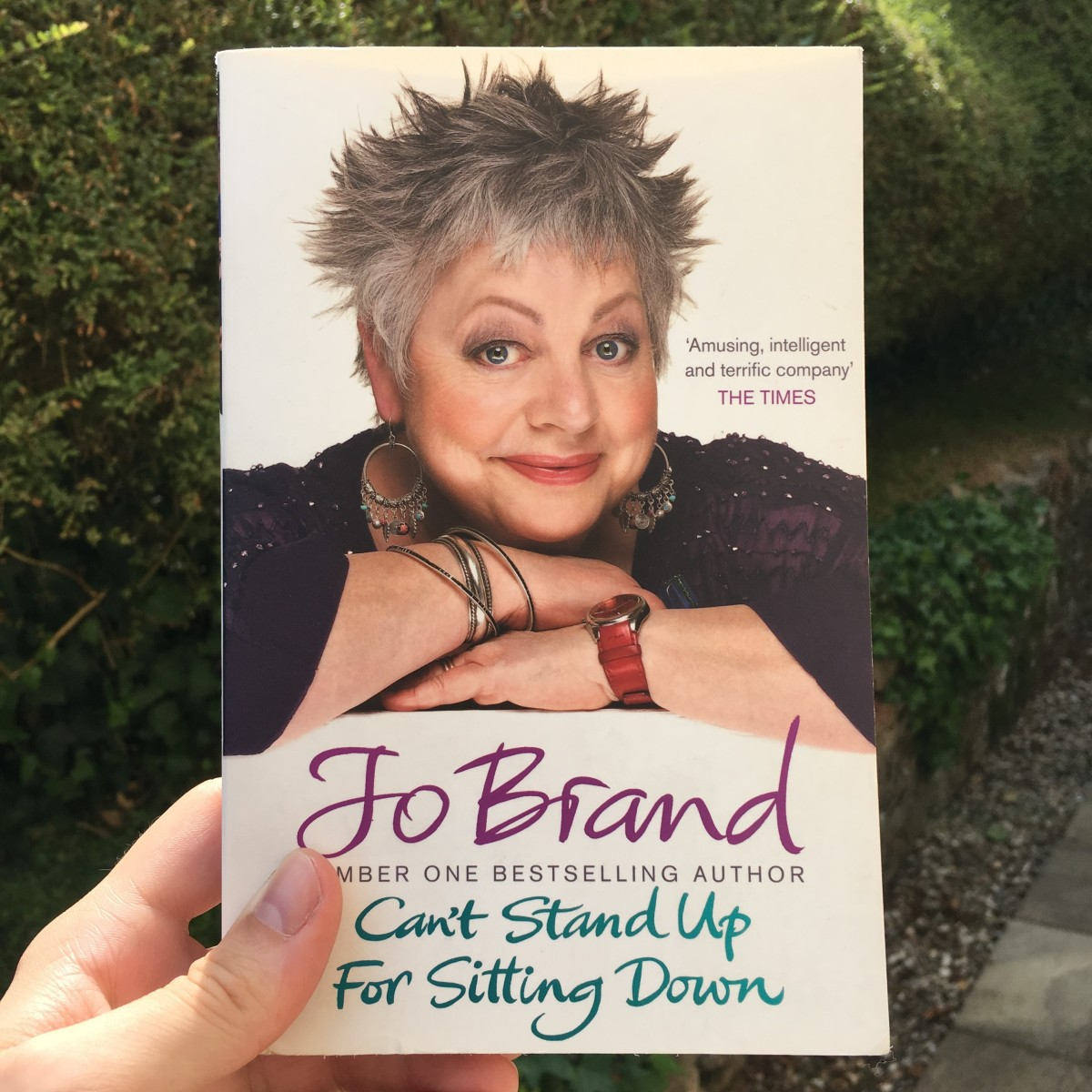 Jo Brand's Can't Stand Up For Sitting Down