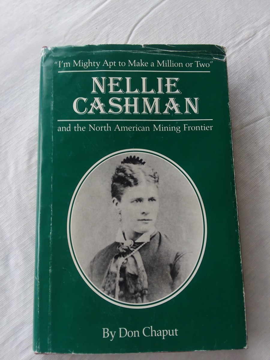 Nellie Cashman an Angel, Businesswoman and Miner of the Wild West