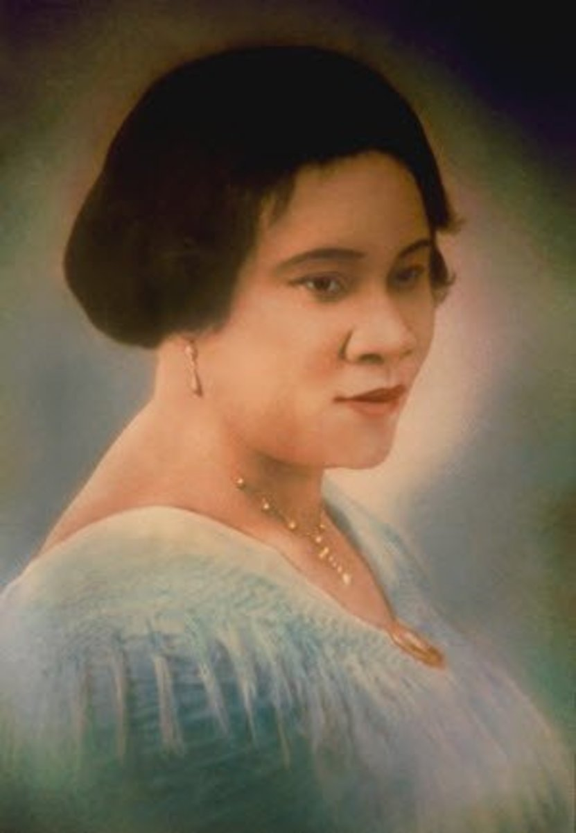 Madam C. J. Walker: The First Female Self-Made Millionaire in the U.S.