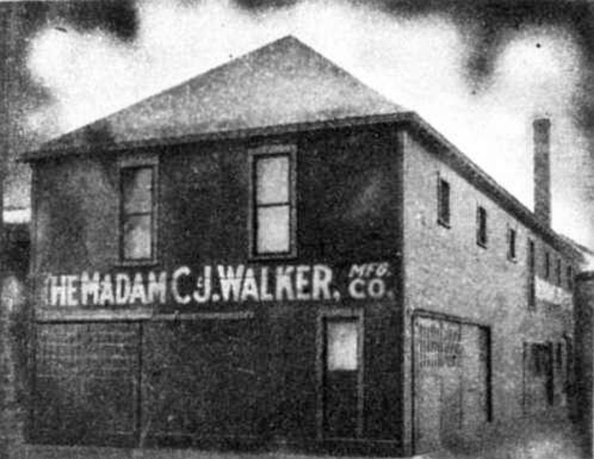 Madam C. J. Walker Manufacturing Company