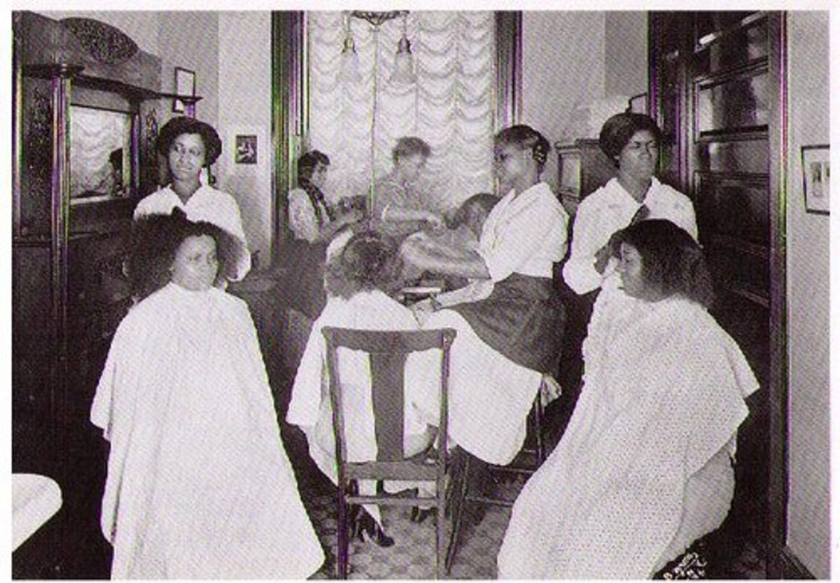 Madam C. J. Walker Beauty Salon