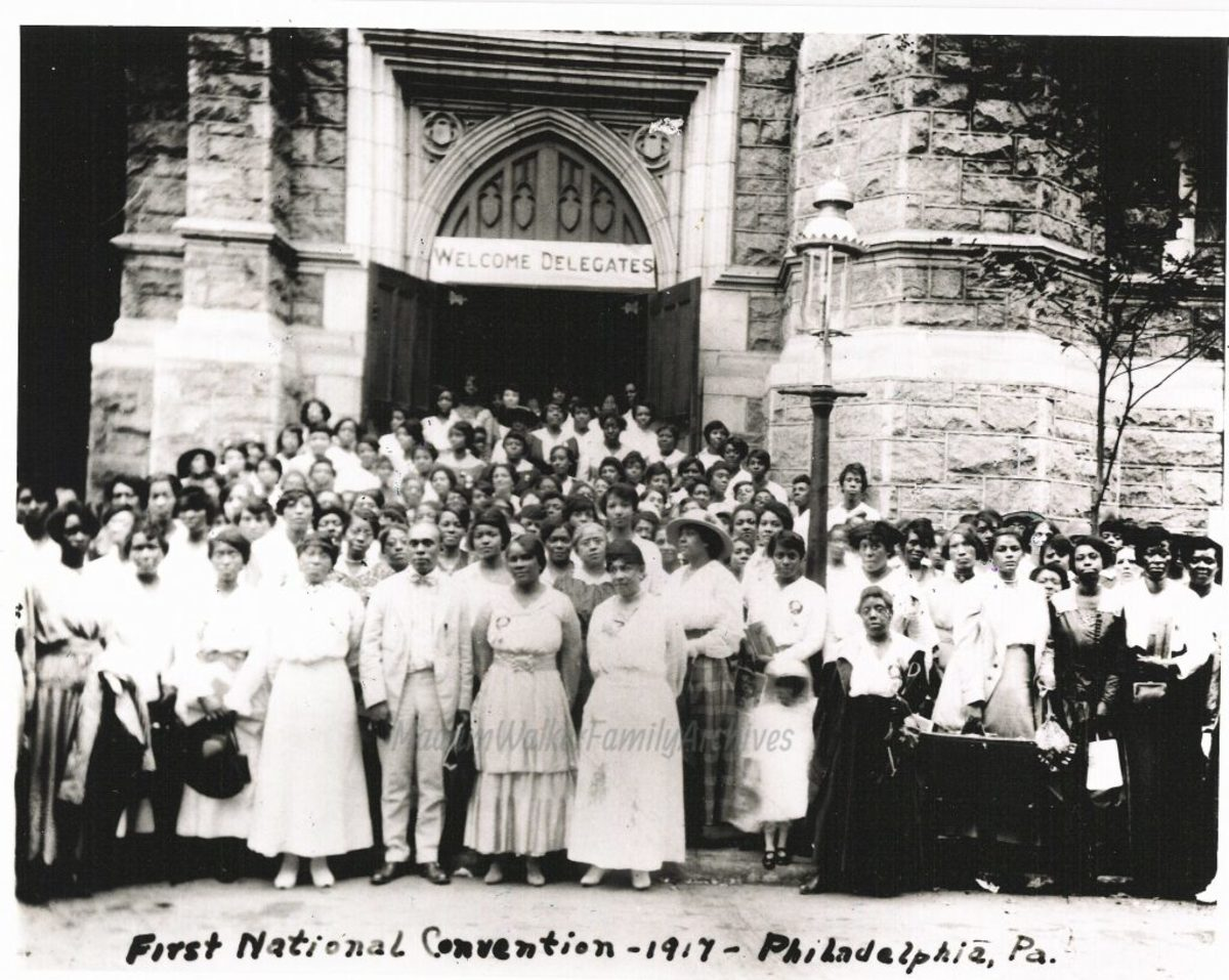 First Conference in Philadelphia