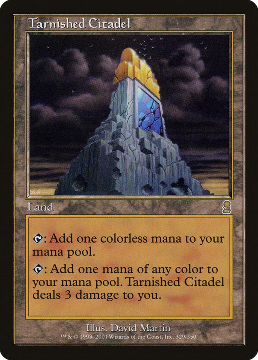 Tarnished Citadel mtg