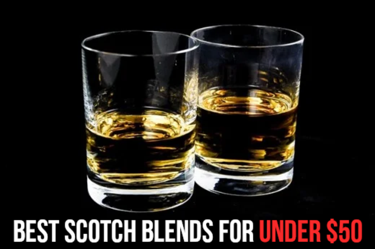 Read on for my list of recommended scotch blends for under $50...