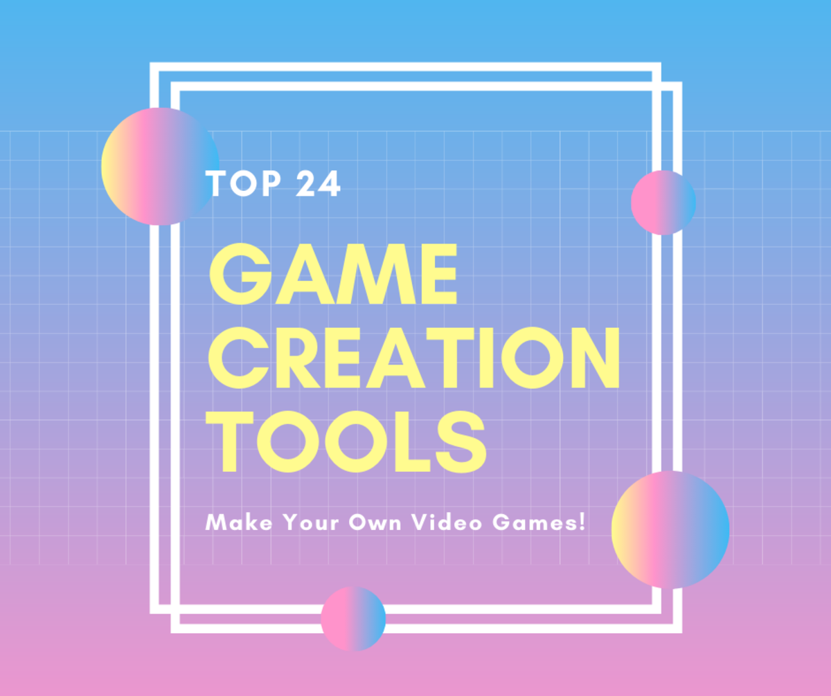 Read on for some of the best game creation tools!