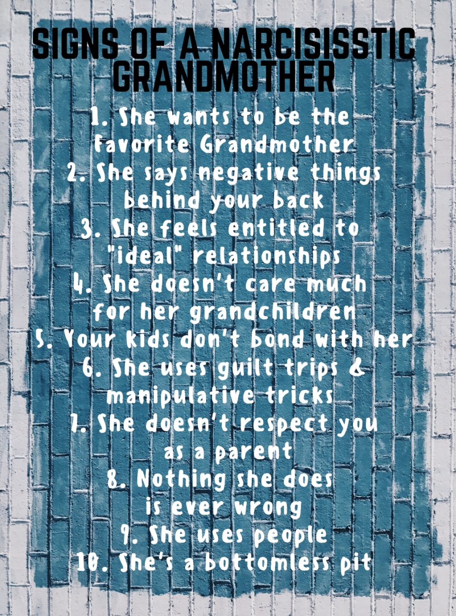 10 Signs Your Kids Have A Narcissistic Grandmother Wehavekids Family