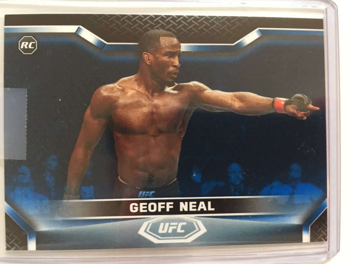 Topps and Panini UFC Trading Cards for Beginners