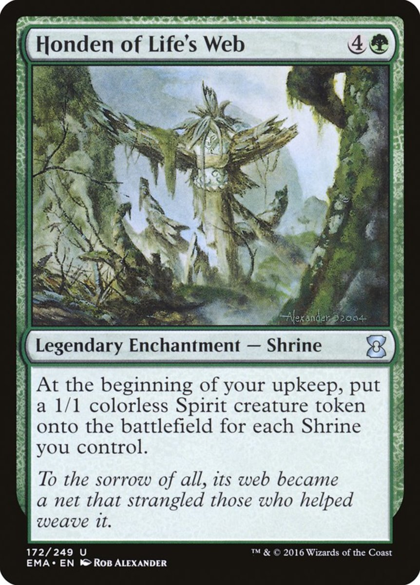 Top 10 Shrines in Magic: The Gathering