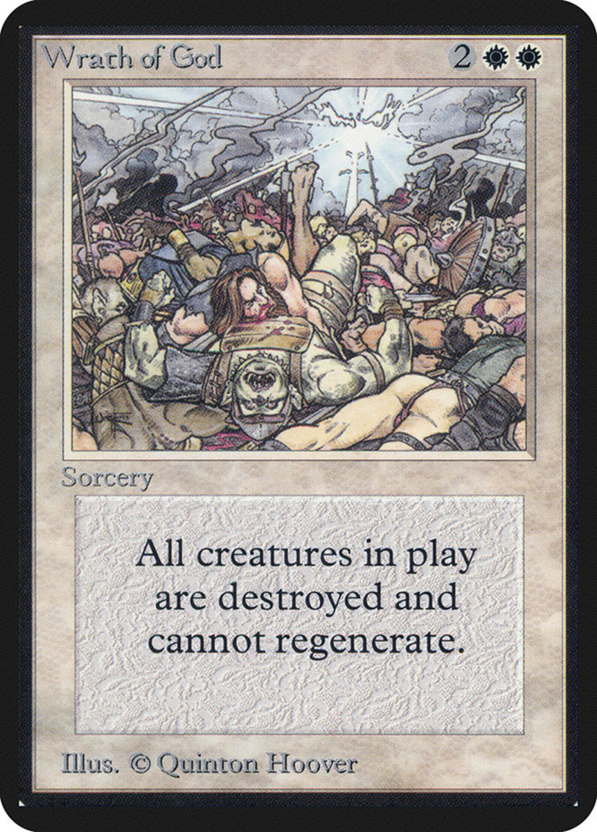 10 of the Most Iconic Mass Destruction Spells in Magic: The Gathering History