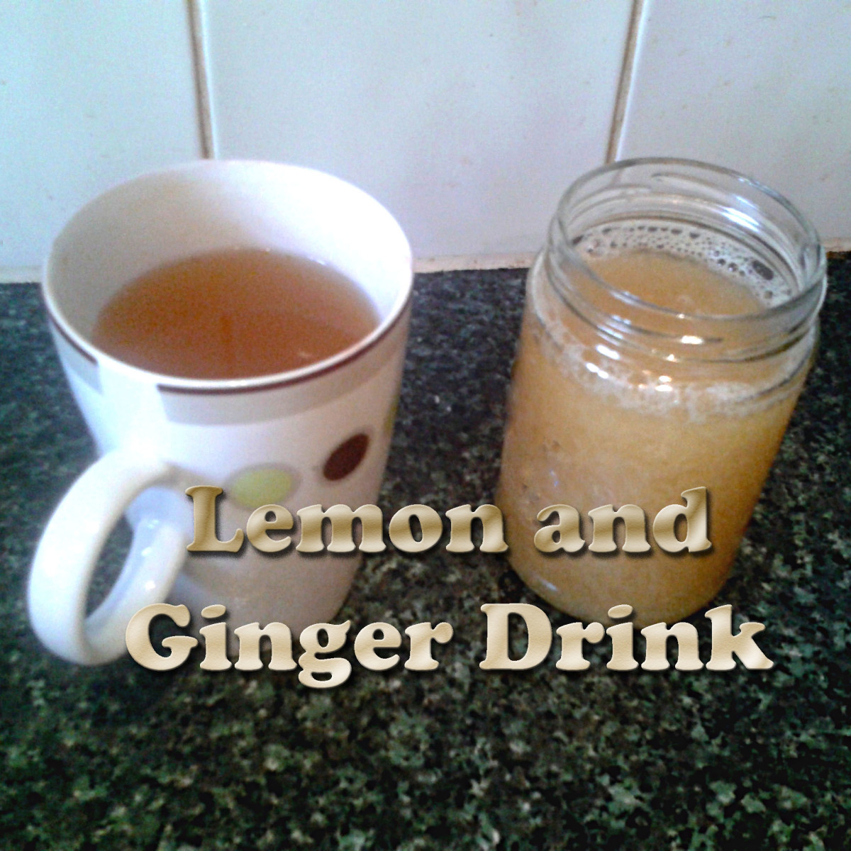 Lemon, Ginger, and Honey Drink: Comforting and Nourishing for Winter