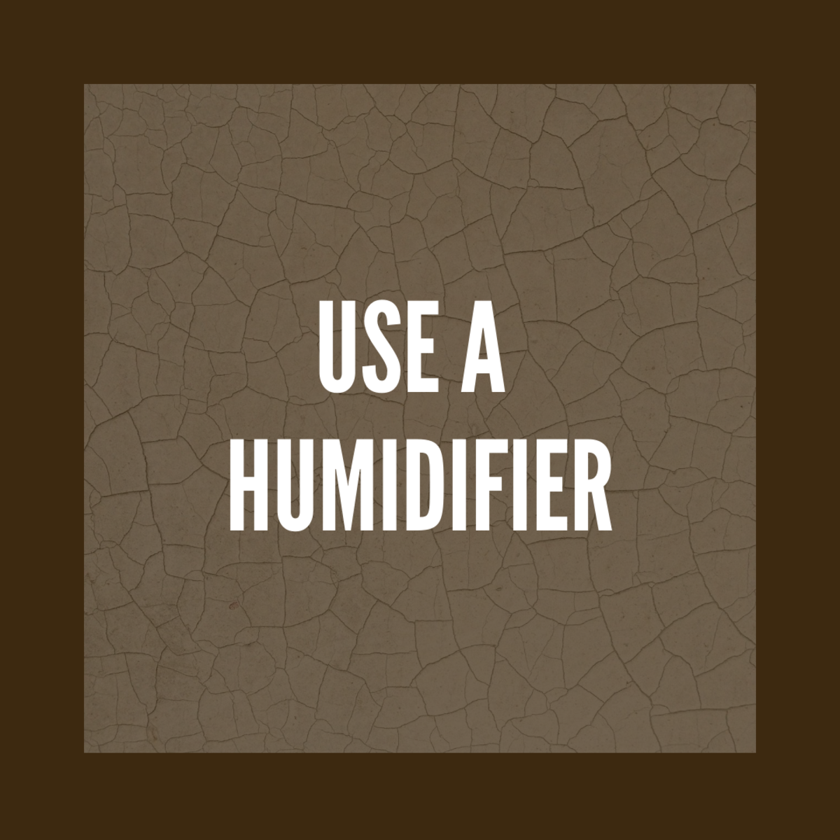 A humidifier not only helps your skin, but it has many other benefits.