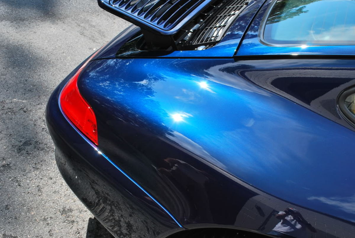 Paint Condition After Detail
