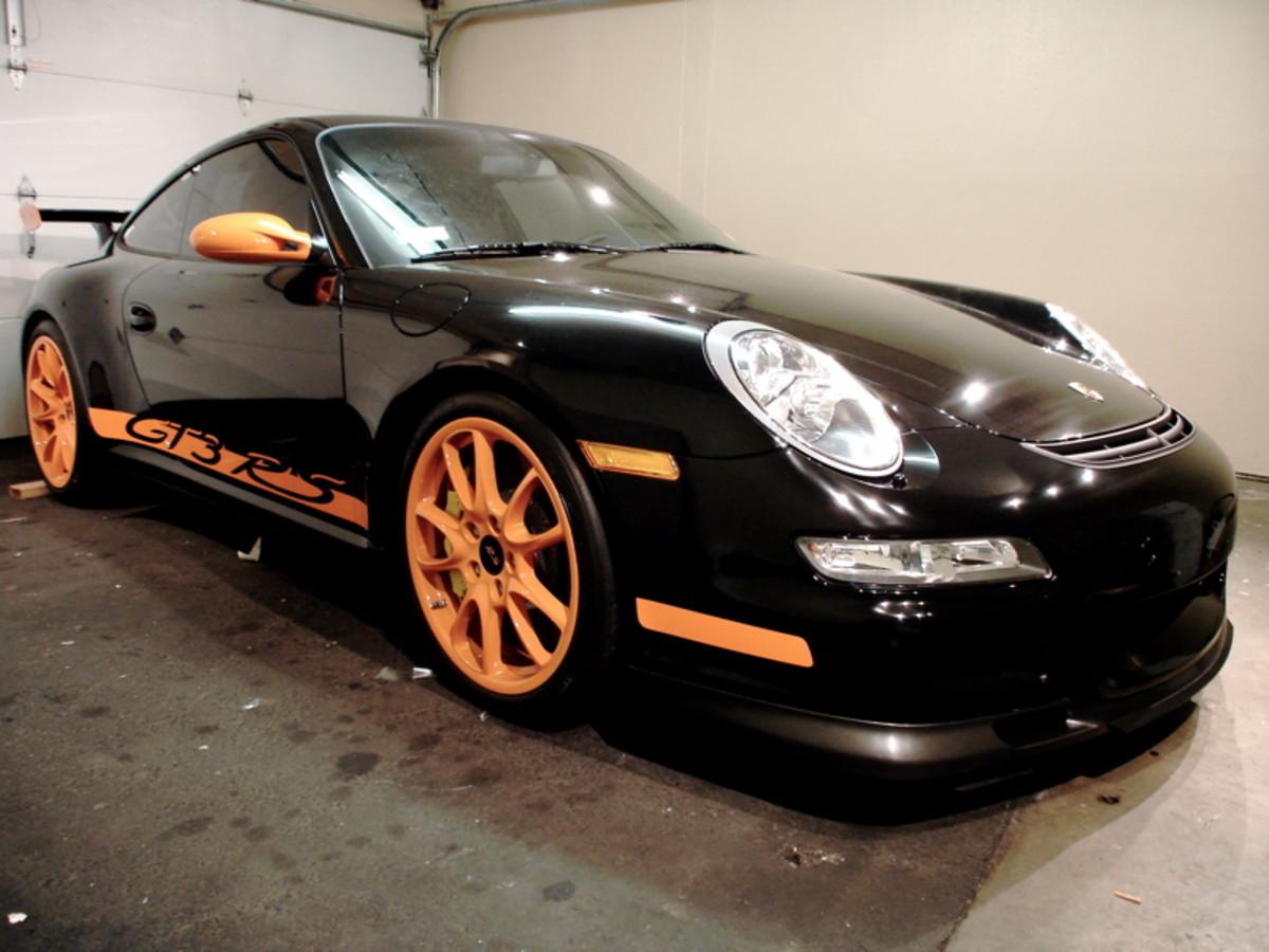 GEN I GT3 RS