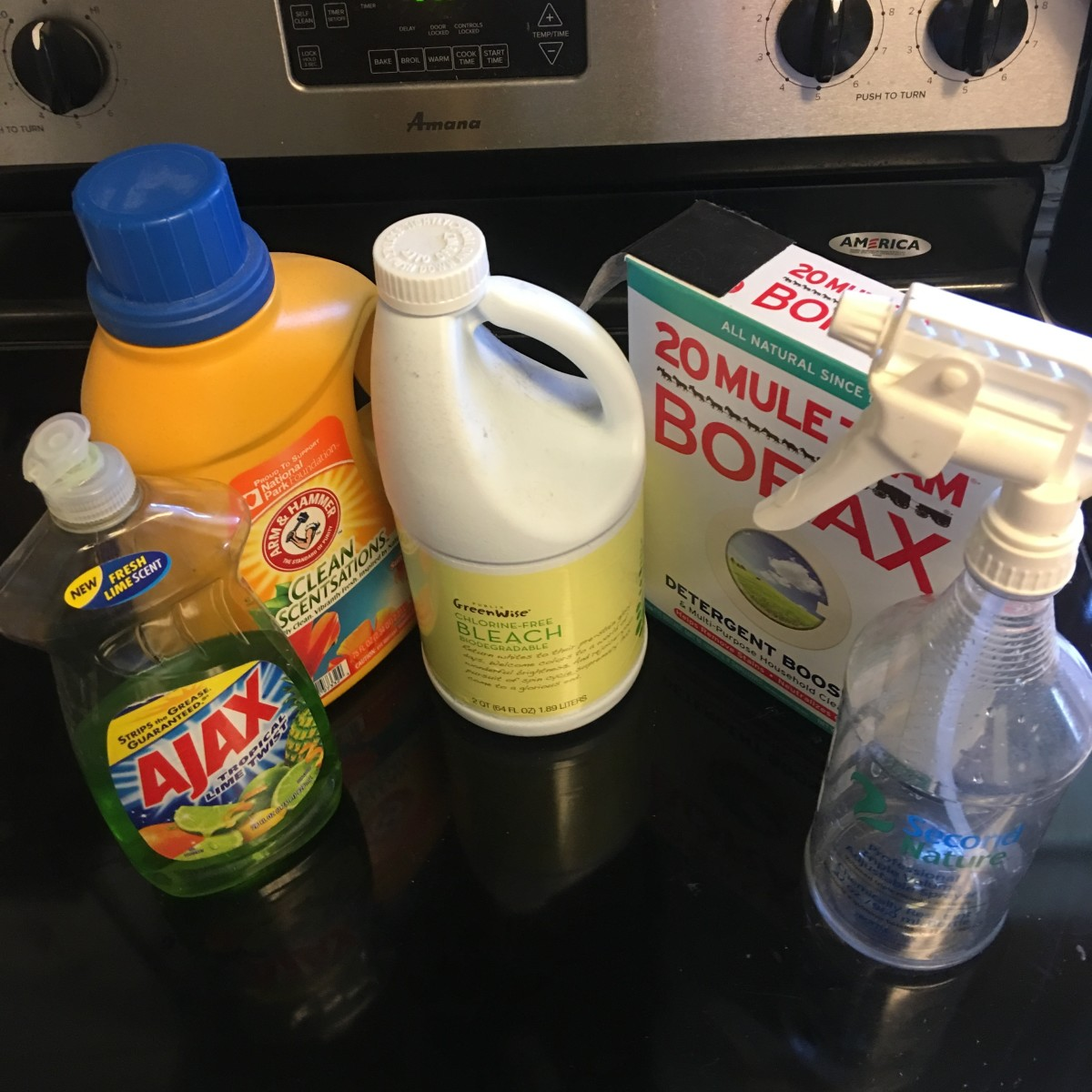 Mix Your Own All-Purpose Cleaner for Pennies