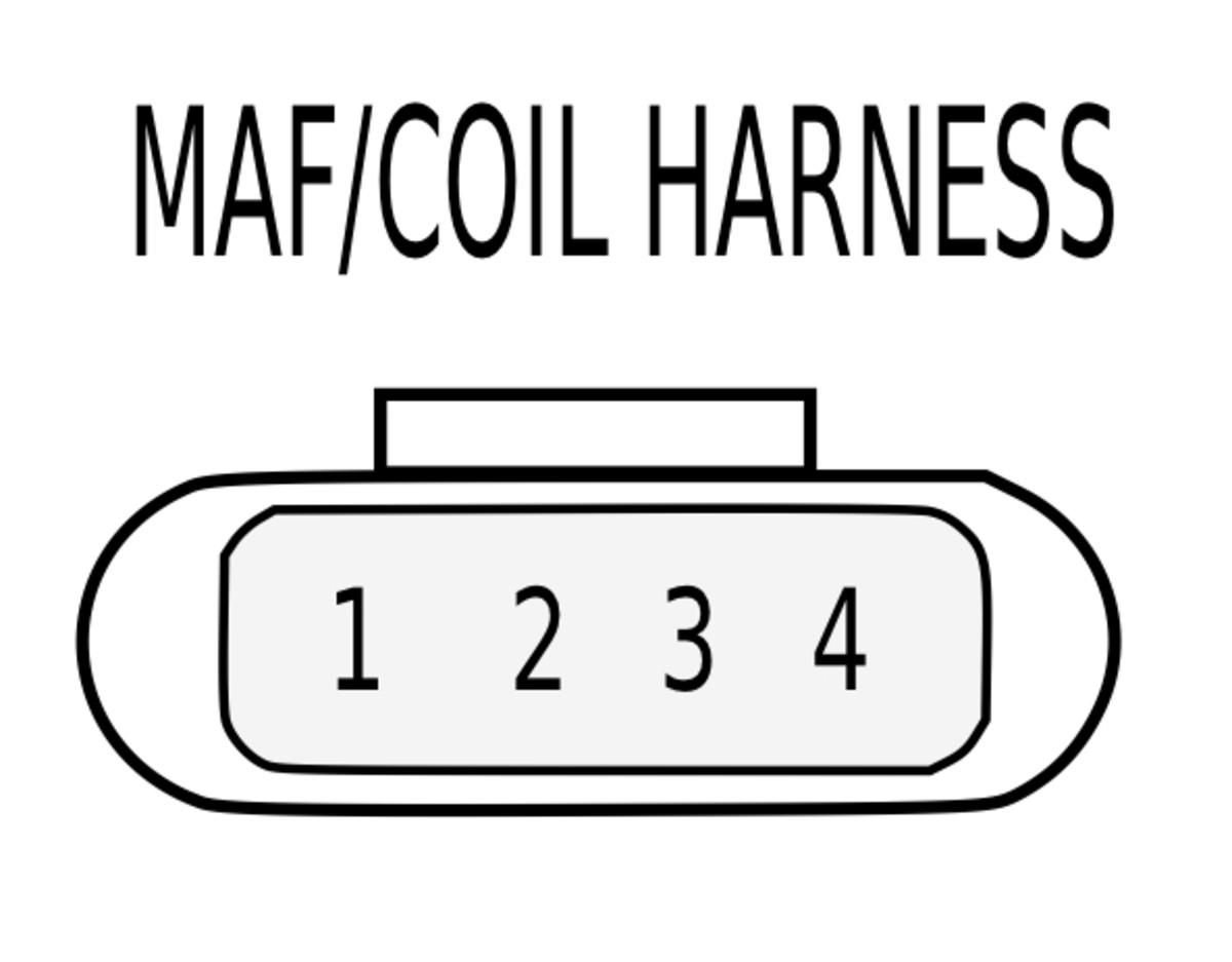 Maf/coil diagram