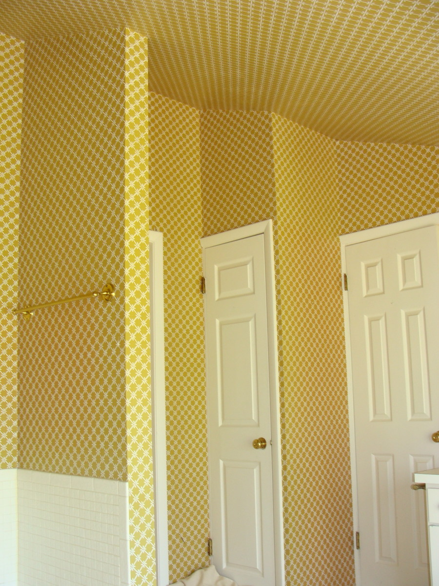 Tips for Removing Old Wallpaper